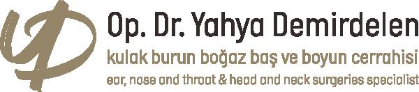 Burun Estetiği İzmir - Op. Dr. Yahya Demirdelen